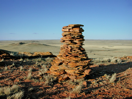 Rock Cairn Examples